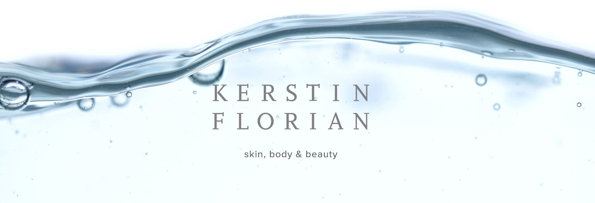 Kerstin Florian UK & Ireland Skin Body & Beauty