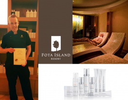 Meet the Therapist – Eoin O'Sullivan, Fota Island Resort